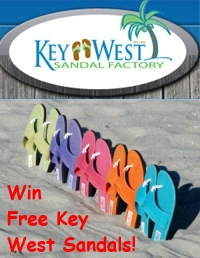 Win a Free Pair of Sandals