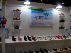 Wholesale Sandals Booth #2